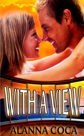 With a View by Alanna Coca book cover